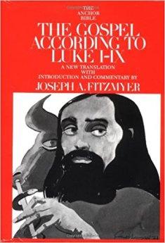 Fitzmeyer - Luke - Vol. 1